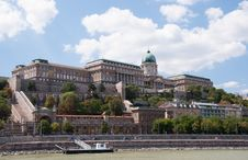 Free The Royal Castle In Budapest Stock Photography - 26843272