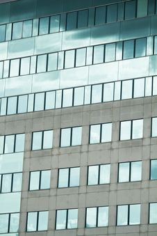 Free Glass Building Stock Photography - 26843782