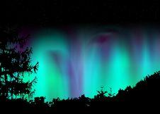 Free Aurora Borealis Stock Images - 26844654