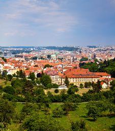 Free View Of Prague Stock Photo - 26844890