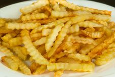 Free Fries Stock Photography - 26845822