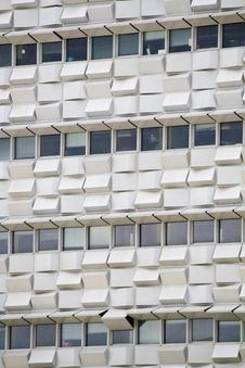 Free Abstract Detail Of Modern Building Royalty Free Stock Images - 26847179
