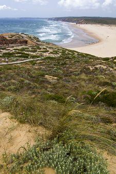 Free Beautiful Coastline Of Sagres Stock Images - 26848064