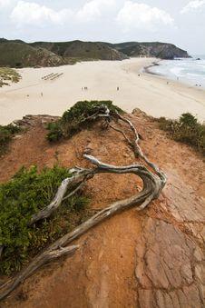 Free Beautiful Coastline Of Sagres Stock Photography - 26848962
