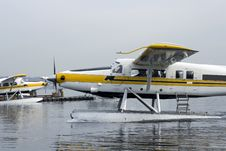 Free Floatplane Port Royalty Free Stock Images - 26850219