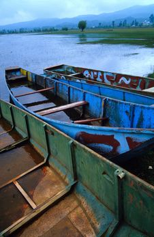 Free Rusty Boats Royalty Free Stock Photos - 26851898