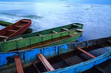 Free Rusty Boats Royalty Free Stock Images - 26851899