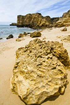 Free Albufeira, Algarve Royalty Free Stock Photos - 26853278