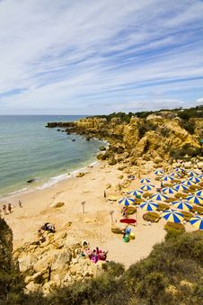 Free Albufeira, Algarve Stock Photography - 26853512