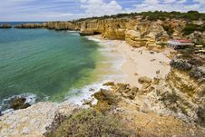 Free Albufeira, Algarve Royalty Free Stock Photo - 26853655