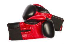 Free Boxing Gloves Stock Photos - 26854123