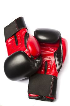 Free Boxing Gloves Stock Images - 26854144