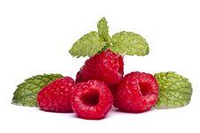 Free Tasty Raspberries Stock Image - 26854831