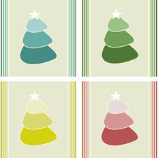 Free Christmas Tree Royalty Free Stock Photography - 26856587