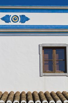 Free Traditional House Of Algarve Stock Photography - 26858492