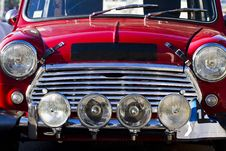 Free Vintage Car Detail Stock Photo - 26859010