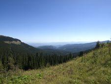 Free Mountain View Royalty Free Stock Image - 26859116