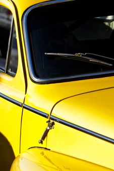 Free Vintage Car Detail Stock Images - 26859154