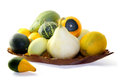 Free Assorted Gourds Royalty Free Stock Photography - 26860317