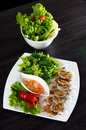 Free Vietnamese Rice Noodle Roll Royalty Free Stock Photos - 26860598