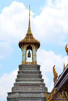 Free Pagoda In Thai Famous Temple Stock Photos - 26861333