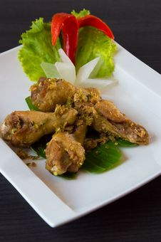 Free Vietnamese Fried Chicken Stock Photos - 26861633