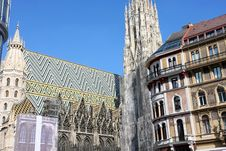 Free Stephansdom In Vienna, Austria Royalty Free Stock Photo - 26862025
