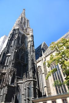 Free Stephansdom In Vienna, Austria Royalty Free Stock Image - 26862046