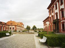 Free Prague Troja Chateau Stock Photos - 26862363