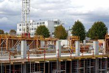 Free Construction Site Stock Photo - 26863300