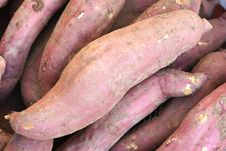 Free Sweet Potato Royalty Free Stock Image - 26863696