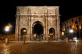 Free Arch Of Constantine In Rome Stock Photo - 26876020