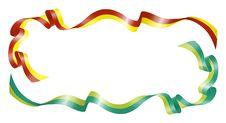 Free Bright Ribbons Royalty Free Stock Image - 26871616