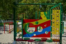 Fine Playground Royalty Free Stock Images