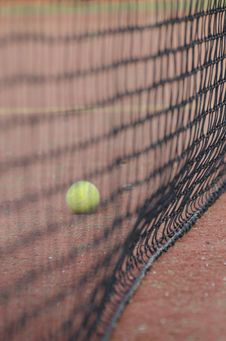 Tennis Net Stock Photography