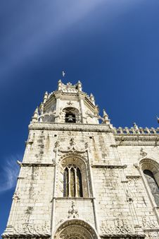 Free Abbey Tower Royalty Free Stock Photos - 26875408
