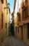 Free Narrow Street View. Stock Photography - 26876312