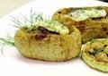 Free Stuffed Potatoes Stock Photos - 26888393