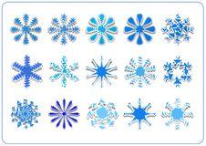 Free Snowflake Scrapbook Stock Images - 26880554