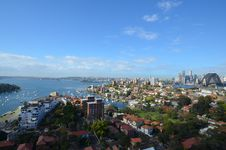 Free View Of Sydney Royalty Free Stock Photo - 26882345