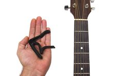 Free Guitar Capo Royalty Free Stock Images - 26888039