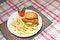 Free Fire Cheken Burger Stock Photos - 26881313