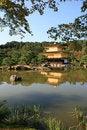 Free Kinkakuji The Golden Temple Royalty Free Stock Image - 26891406