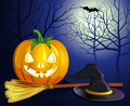 Free Decorative Halloween Celebrate Background Royalty Free Stock Images - 26894459