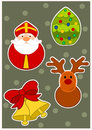 Free Wallpaper For Christmas Time Stock Photography - 26897322