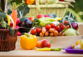 Free Fresh Organic Vegetables Stock Photography - 26899382