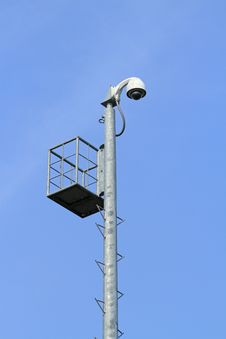 Free Security Camera Stock Photography - 26890152