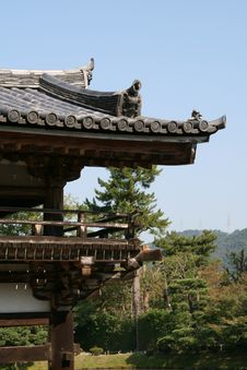 Free Byodoin Temple In Uji, Near Kyoto In Japan Royalty Free Stock Photos - 26891478