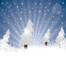 Free Christmas Card Royalty Free Stock Photo - 26891665