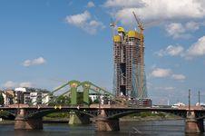 Free European Central Bank Construction Stock Photos - 26892463
